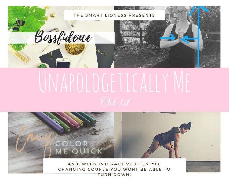"What Do You Mean.. ""Unapologetically Me?"""