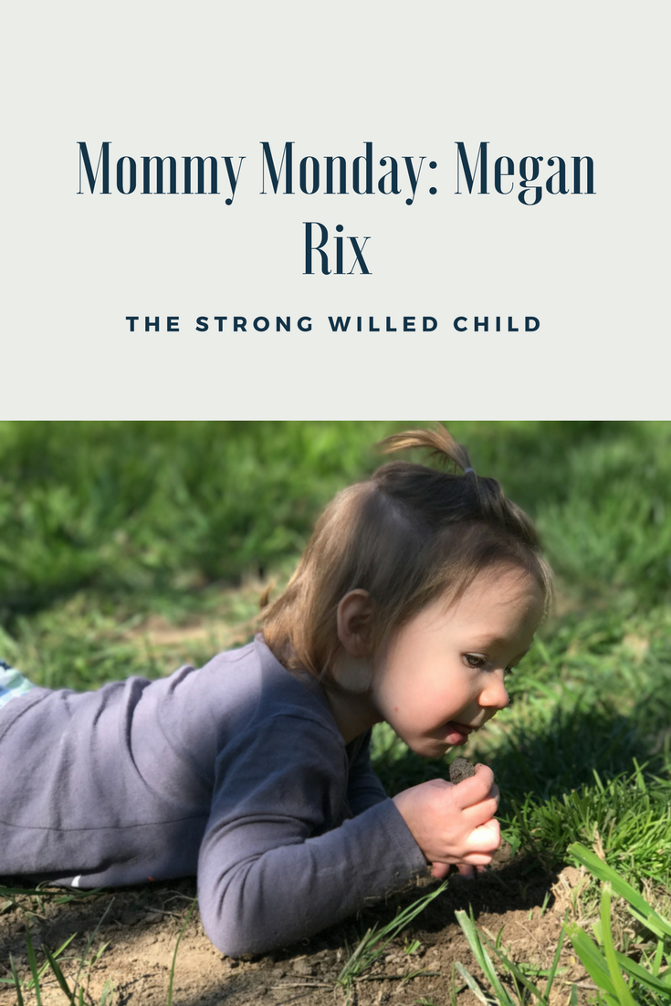 Mommy Monday: Megan Rix