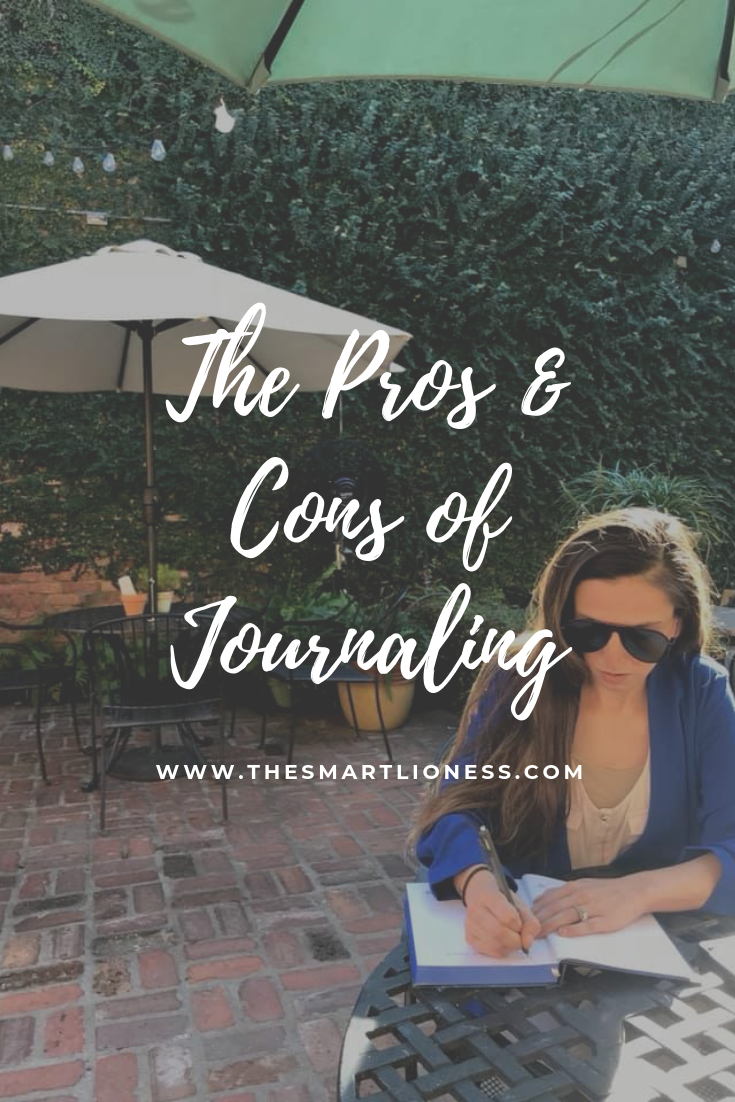 The Pros & Cons of Journaling